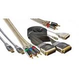 Аудио видео шнуры, переходники, соединения