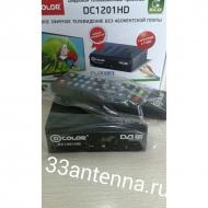Цифровой телевизионный приемник DC1201HD