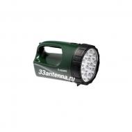 Фонарь-прожектор аккумуляторный светодиодный Космос ACCU9199 LED