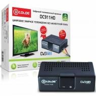 Цифровой телевизионный приемник D Color DC911HD