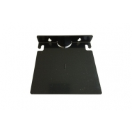 Универсальная пластиковая полка CADENA Б180 черная
