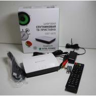 Ресивер НТВ+ ISB7-VA70, с картой доступа