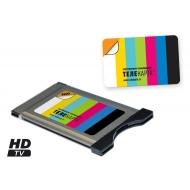 Комплект Телекарта с модулем Ci+ HD , ант. 0,6 Supral