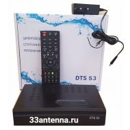 Цифровой спутниковый приемник Триколор DTS 53