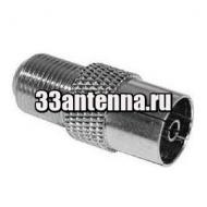 ПЕРЕХОДНИК F-МАМА - ТВ-ПАПА