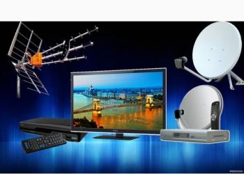 Установка, настройка, ремонт любых спутниковых антенн.Teлeкаpта,  ,Трикoлoр TB,HTB,плюс,  MТС ТВ, Ноtbird ,Тurksаt, и другие спутники.