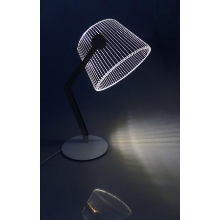 Ночник светодиодный голограмма CADENA Настольная лампа, 3DLamp