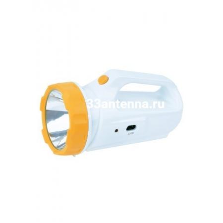 Фонарь-прожектор со встроенной настольной лампой и солнечной батареей KOC ACCU 678S LED