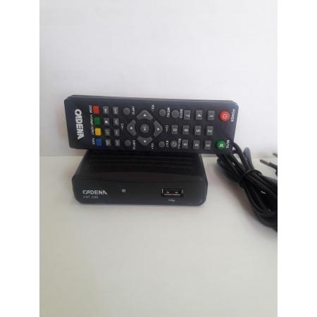 Цифровой эфирный приемник Cadena CDT-100