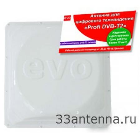"""Уличная антенна для цифрового телевидения """"Profi DVB-T2"""""""