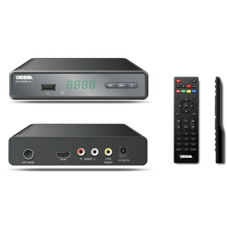 Цифровой эфирный приемник Cadena CDT-1651SB