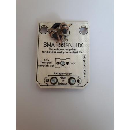 Усилитель SWA-999 Lux