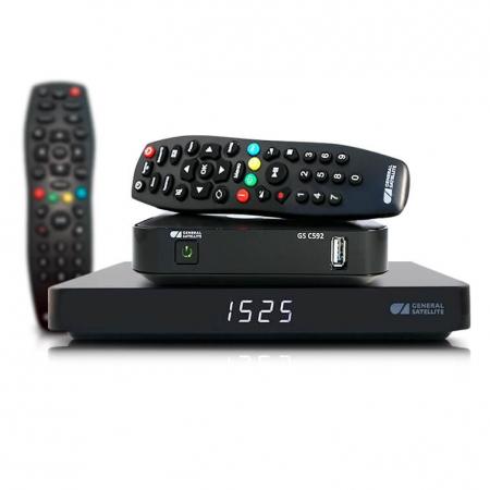 Комплект на 2 телевизора GS B527/GS C592, ант. 0.55 Supral