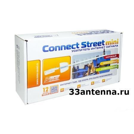 Усилитель интернет сигнала Connect Street mini